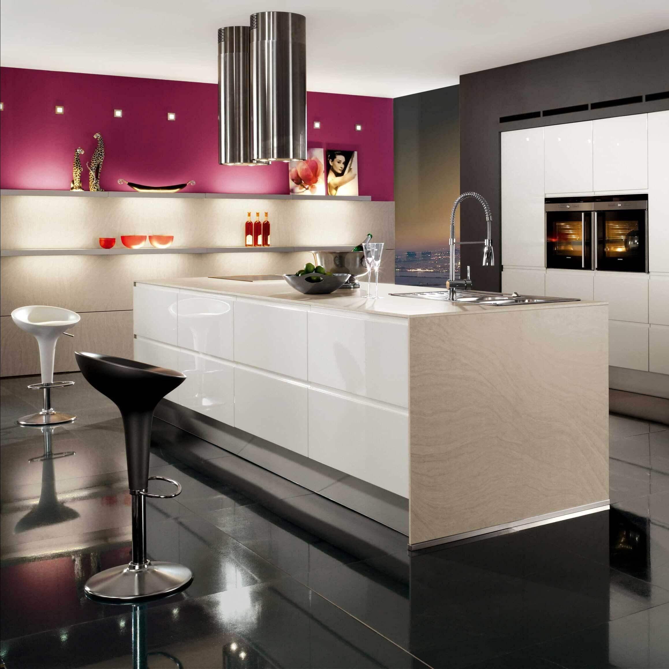 Хороший выбор кухня в стиле минимализм