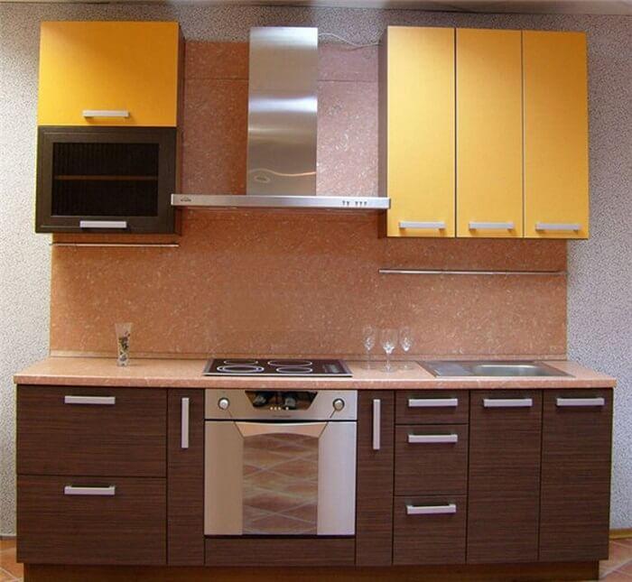 дизайн кухни серия 464
