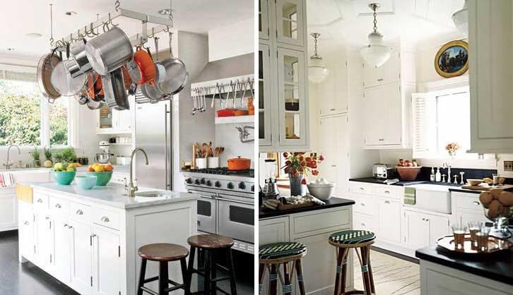 кухни маленького размера