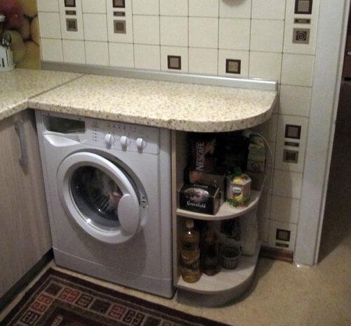 машина стиральная для кухни