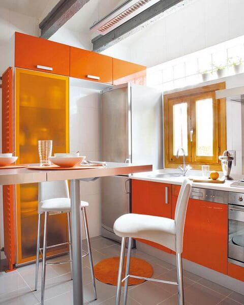 Какой должен быть дизайн очень маленькой кухни фото