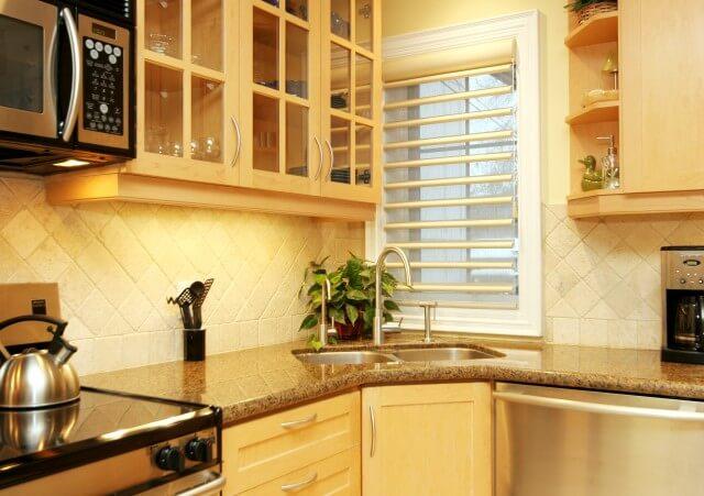 Раковины для кухни угловые фото