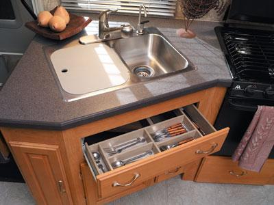 подстолье под мойку на кухне