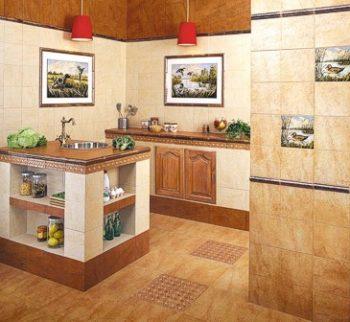 Чем отделать стены на кухне - интересный вопрос!