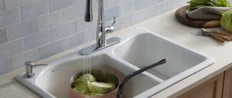 Какая раковина лучше для кухни в использование?
