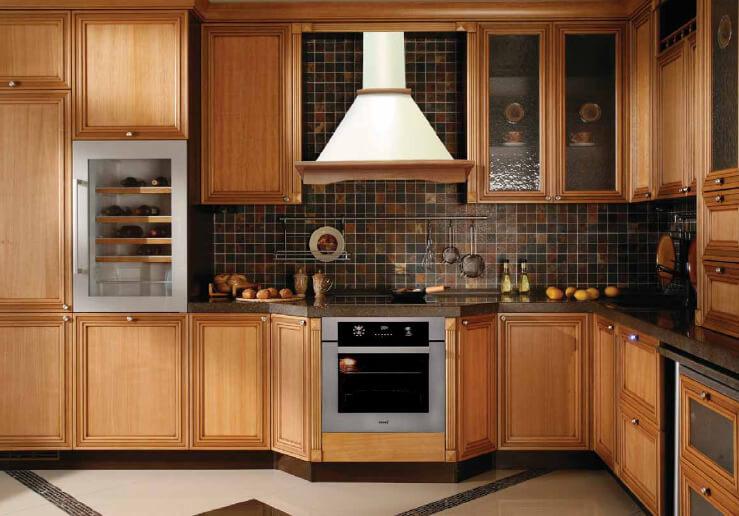 Встраиваемые вытяжки для кухни - лучший выбор