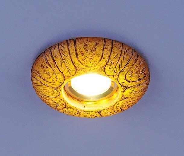 Светильники с каменным корпусом