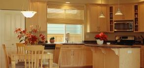Цвет кухни по фэншую фото