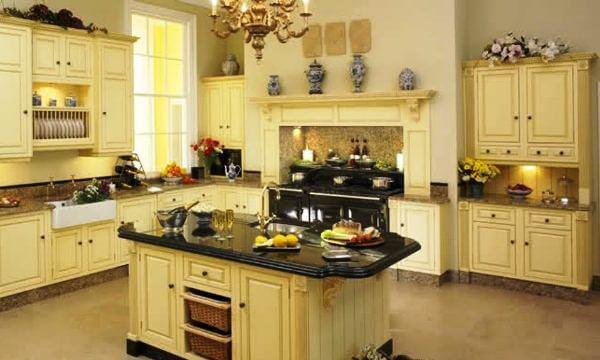 Кухонные корпуса без фасадов