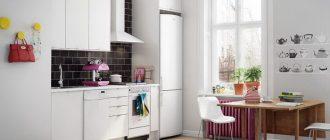 В какой цвет покрасить кухню