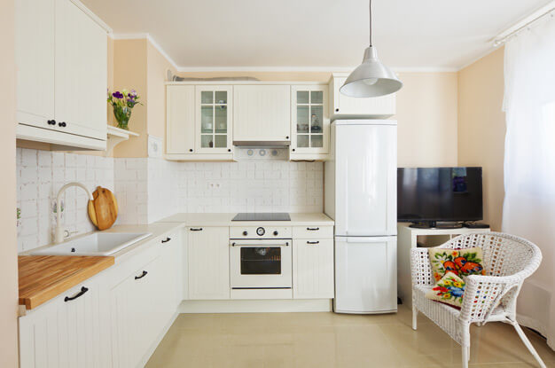 дизайн кухни 16 кв. м.