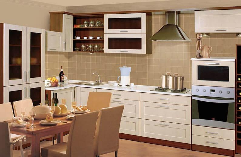 кухня Адриана фасады МДФ