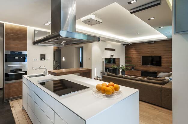 кухня гостинная 16 кв. м.