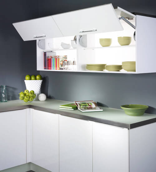 навесные шкафы для кухни италия