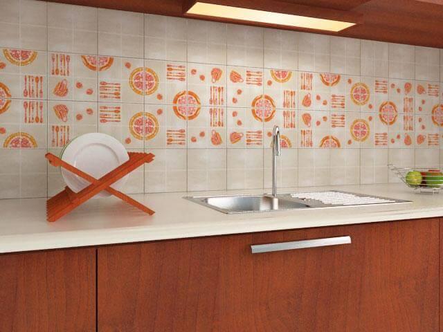 панели под плитку для кухни
