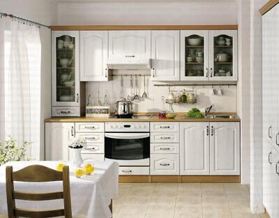 расстановка мебели для маленькой кухни