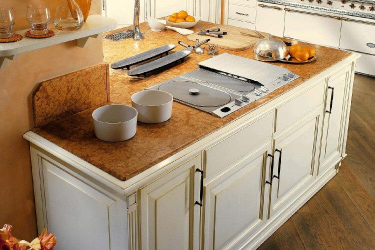 размеры столешниц для кухни