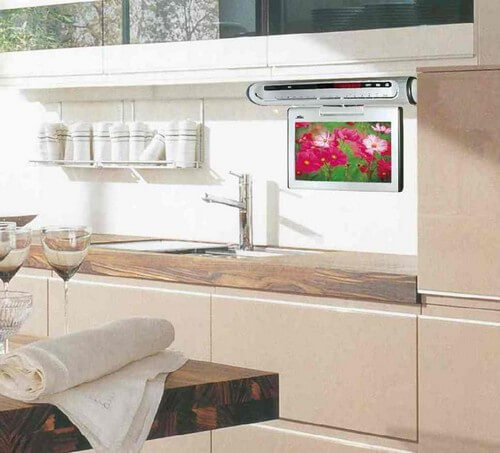 телевизор на кухню маленького размера