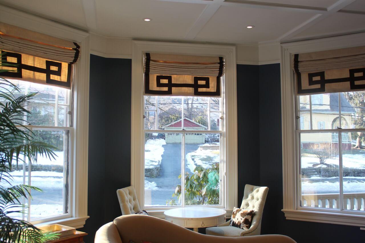 Греческие шторы