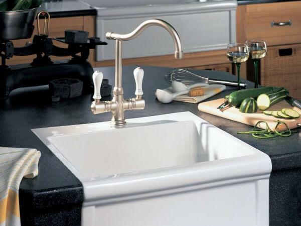 Кухонный смеситель