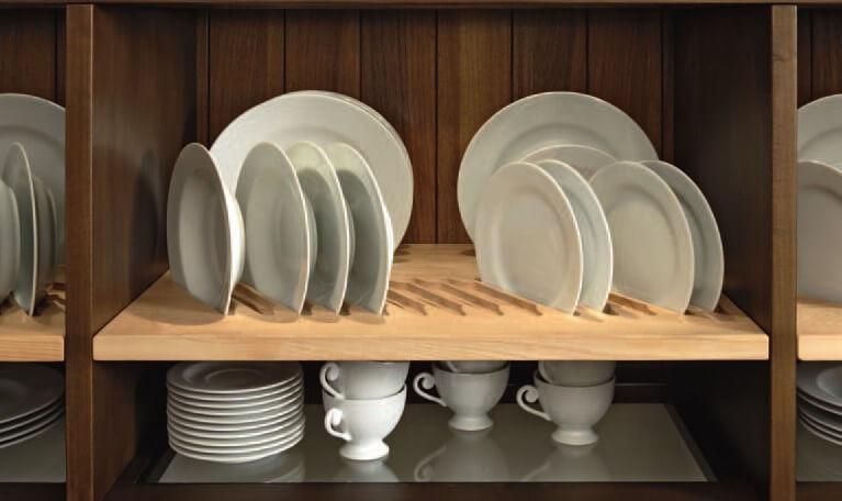 деревянная сушка для посуды фото