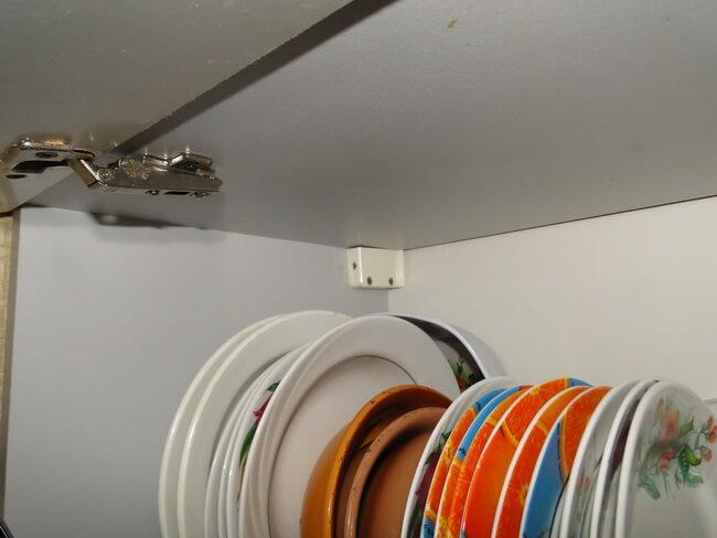 крепления для кухонных шкафчиков
