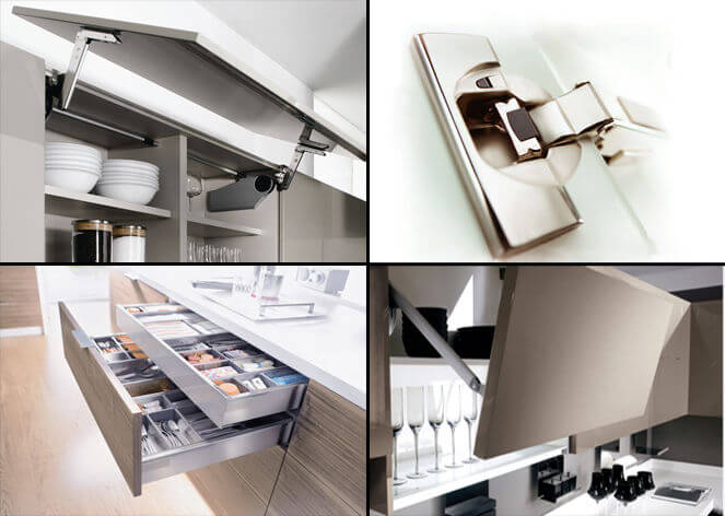 комплектующие кухонной мебели