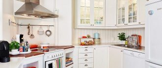 кухни нестандартной планировки