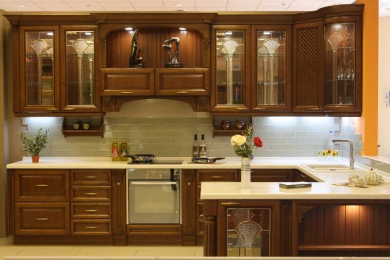Кухонный фасад своими руками