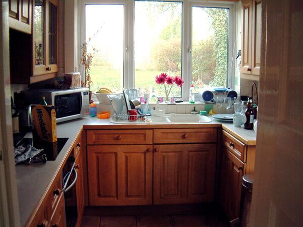 кухня 5 метров планировка