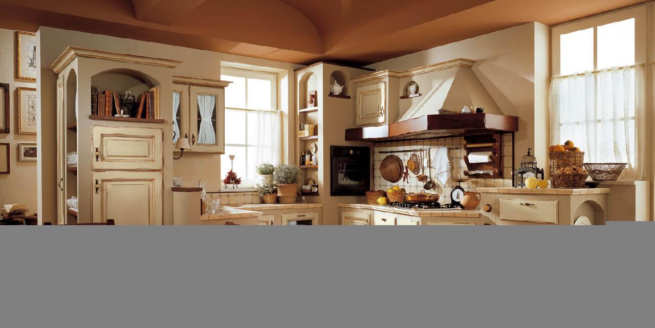 дазайн кухня итальянская фото
