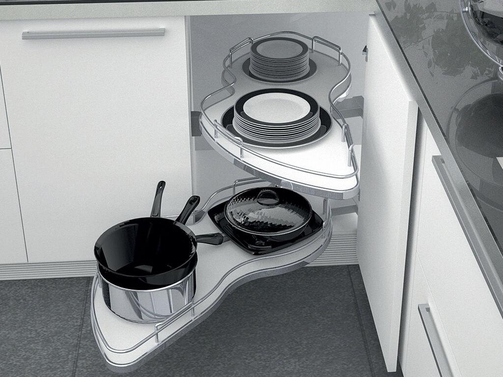 карусель кухня фото