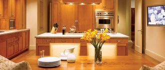 кухня фен шуй дизайн фото