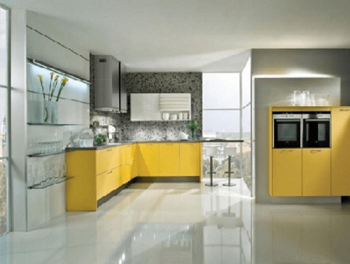 наливной пол кухня