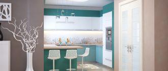 скинали кухня дизайн фото