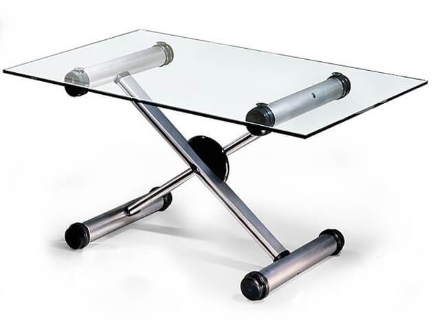 кухонный стол трансформер с регулировкой высоты